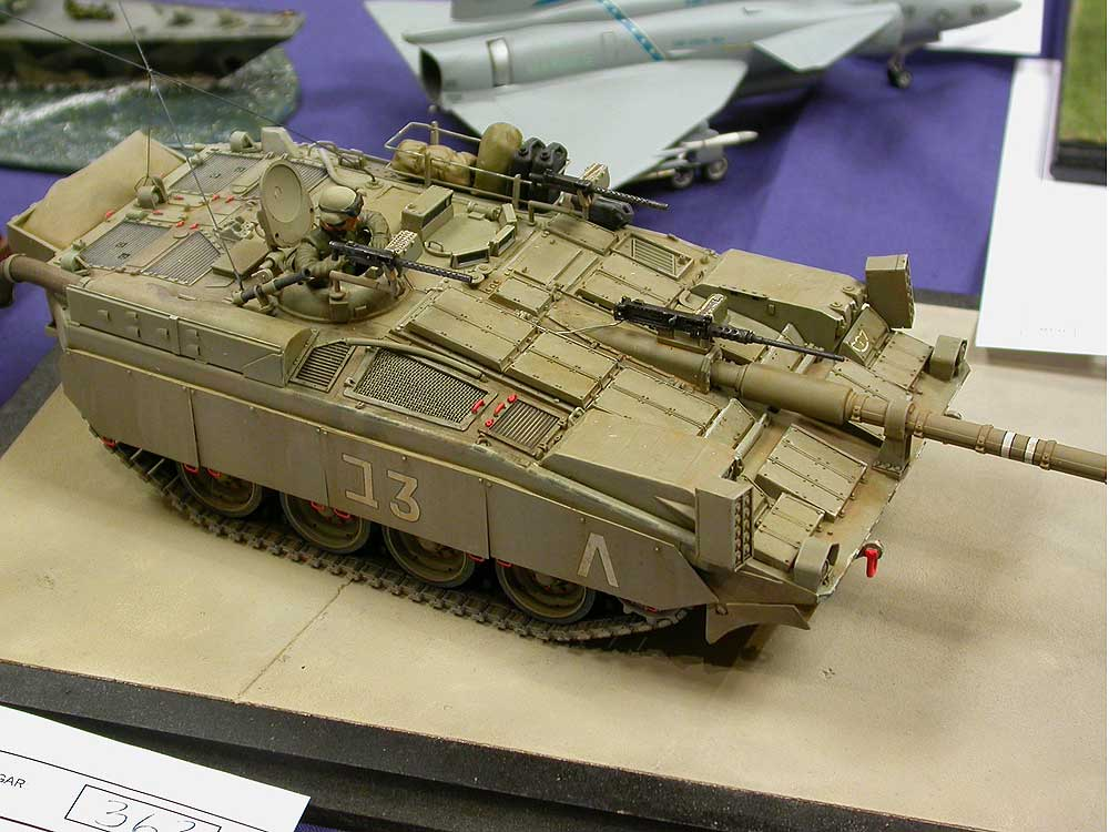 Israeli Strv103